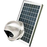 ソーラー換気扇ドーム型150