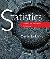 Statistics: Concepts and Applications for the Science