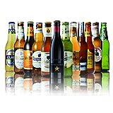 世界のビール12本飲み比べギフトセット スペイン産高級ビール入!人気の輸入ビール12本ギフトセット!全種類の商品説明がわかるビールリスト付(7弾)