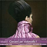 ヴィヴァルディ:チェロのため