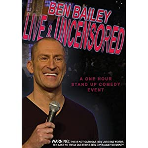 Ben Bailey & Uncensored [DVD]