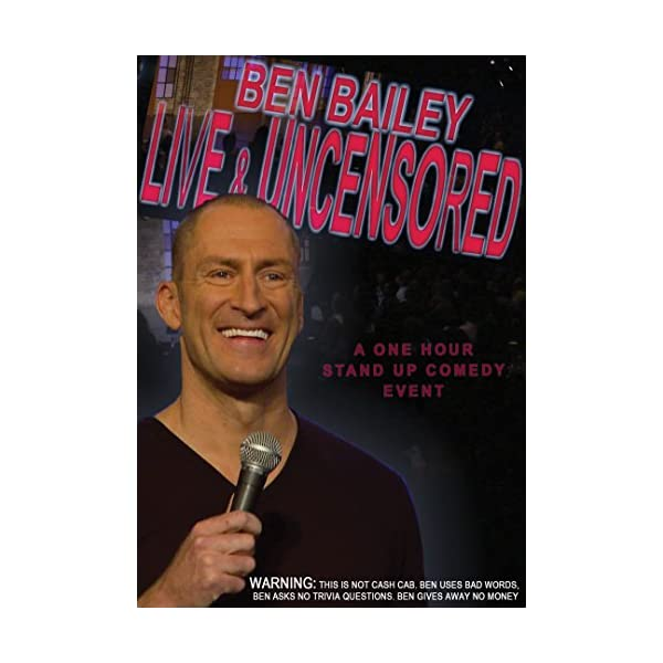 Ben Bailey & Uncensored ...の商品画像