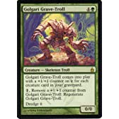 Golgari Grave-Troll (Magic the Gathering : Ravnica #167 Rare)
