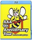 AAA 6th Anniversary Tour 2011.9.28 at Zepp Tokyo [Blu-ray]