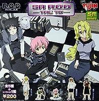 ガシャポン SRシリーズ R.O.D THE TV <全6種フルセット>ROD