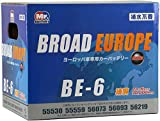 BROAD(ブロード) 輸入車用バッテリー BROAD-EUROPE BE-6(56219)