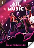 All about the Music: Page Turners (25-Pack): Page Turners 4 (Page Turners Reading Library)