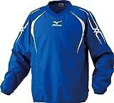 (ミズノ)MIZUNO フットボール ウインドブレーカーシャツ 62WS200 24 ブルー O