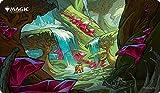 エンスカイ マジック:ザ・ギャザリング プレイヤーズラバーマット 『イコリア:巨獣の棲処』 トライオーム(ゼイゴス) (MTGM-015)