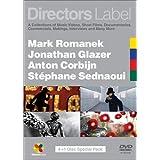 DIRECTORS LABEL 4+1枚組スペシャル・パック (初回限定生産) [DVD]