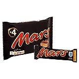 火星のチョコレートバー4×39グラム (x 4) - Mars Chocolate Bars 4 x 39g (Pack of 4) [並行輸入品]