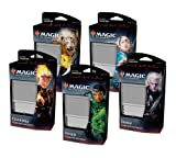 MTG Magic the Gathering 2020 コアセット M20 - 全5プレインズウォーカーデッキ