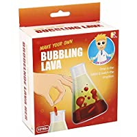 Fun Present for Boys & Girls - Make Your Own Bubbling Lava Ages 7+