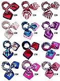 華麗な高級シルク調スカーフ 正方形大判レディース スカーフ 贈り物 ギフト人気な花柄 スカーフ (60cm正方形) (19♯)