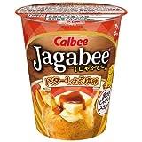 カルビー ジャガビー バターしょう油味 40g 12個セット