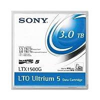 Hewlett - Packard 1/ 2インチ1.5TB LTO Ultrium 5カートリッジ2775ftネイティブ/ 3tb圧縮容量