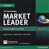 Market Leader Pre-Intermediate (3E)  Class CDs (2)