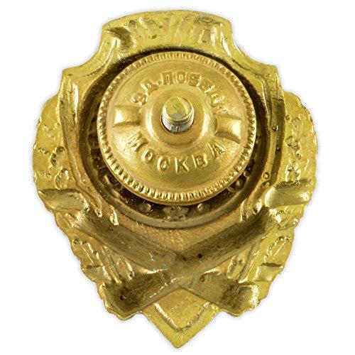 ソ連(ソ連)ロシアサイン*優れたの砲兵*(賞、バッジ、ラペルピン)コピーUSSR (Soviet Union) Russian Sign *Excellent artilleryman* (award, badge, Lapel Pins) COPY
