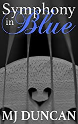 Symphony in Blue (English Edition)