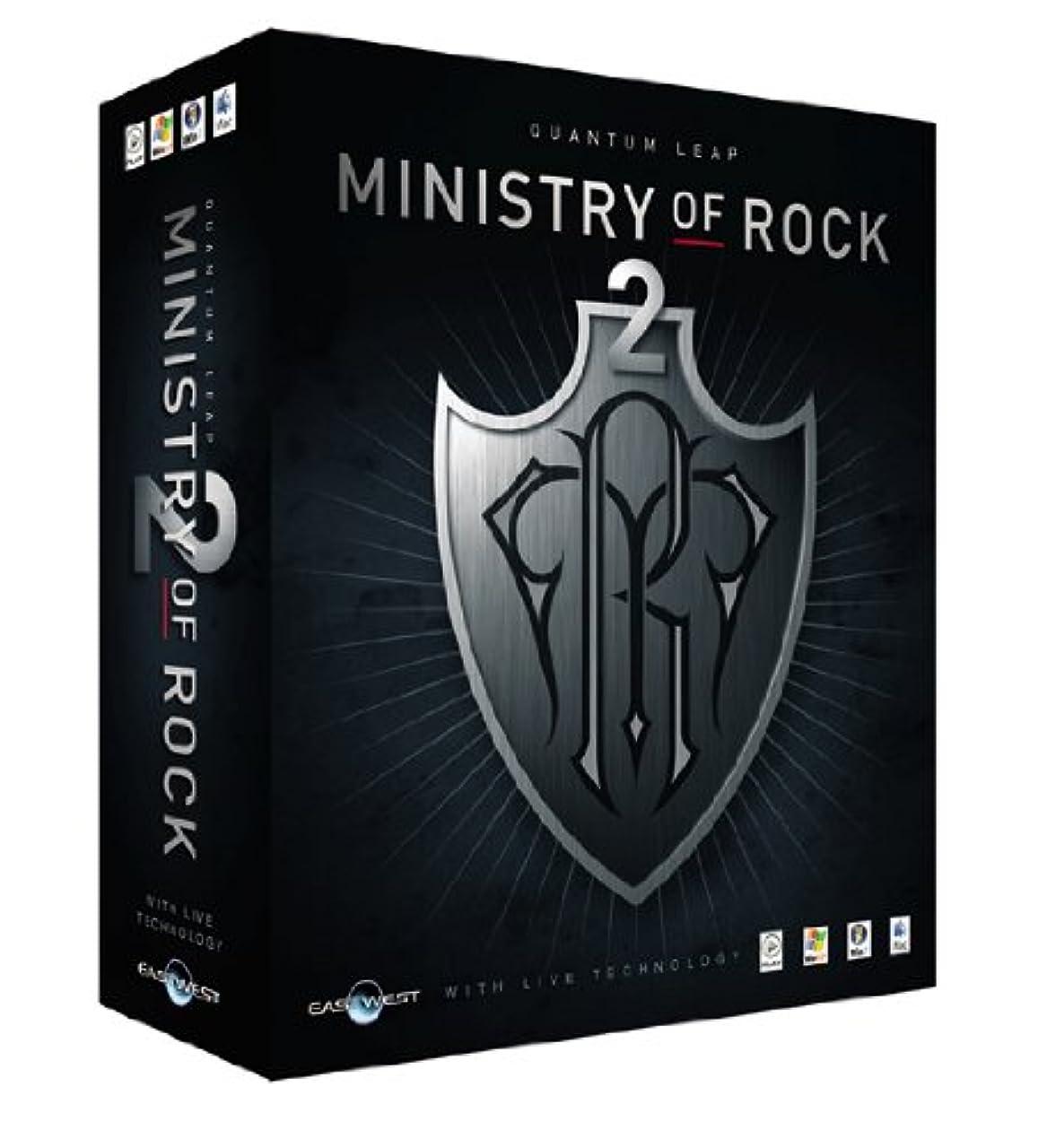 チェスをする教にやにや◆最新版◆ EASTWEST MINISTRY OF ROCK 2 『並行輸入品』 EWQL