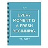 Every Moment Large Weekly Monthly 2019 Planner
