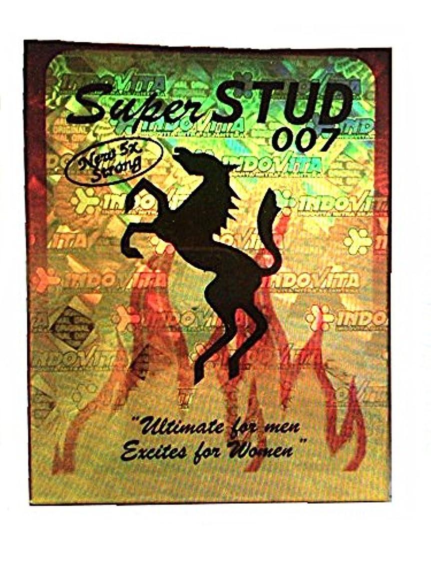 シェルター従事したエピソードSuper STUD 007 ティッシュタイプ スーパースタッド007 [並行輸入品]