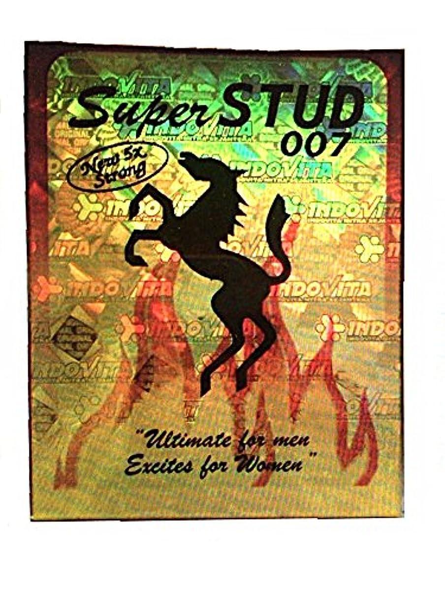 博物館些細な騒々しいSuper STUD 007 ティッシュタイプ スーパースタッド007 [並行輸入品]