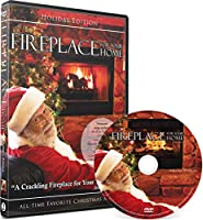 Fireplace: Holiday [DVD] [Import]