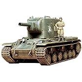 タミヤ 1/35 ミリタリーミニチュアシリーズ KV-2
