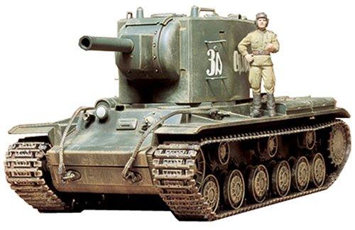 1/35 ミリタリーミニチュアシリーズ KV-2