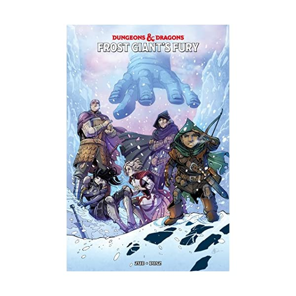 Dungeons & Dragons: Fros...の商品画像
