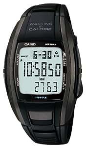 [カシオ]CASIO 腕時計 PHYS WALKING & CALORIE 国内メーカー1年保証つき  STP-100J-1JF