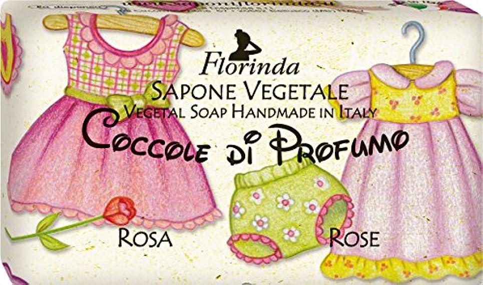 フロリンダ フレグランスソープ おもちゃシリーズ ローズ