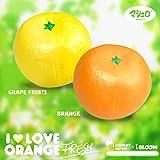 マシュロ I LOVE ORANGE FRESH (オレンジ)