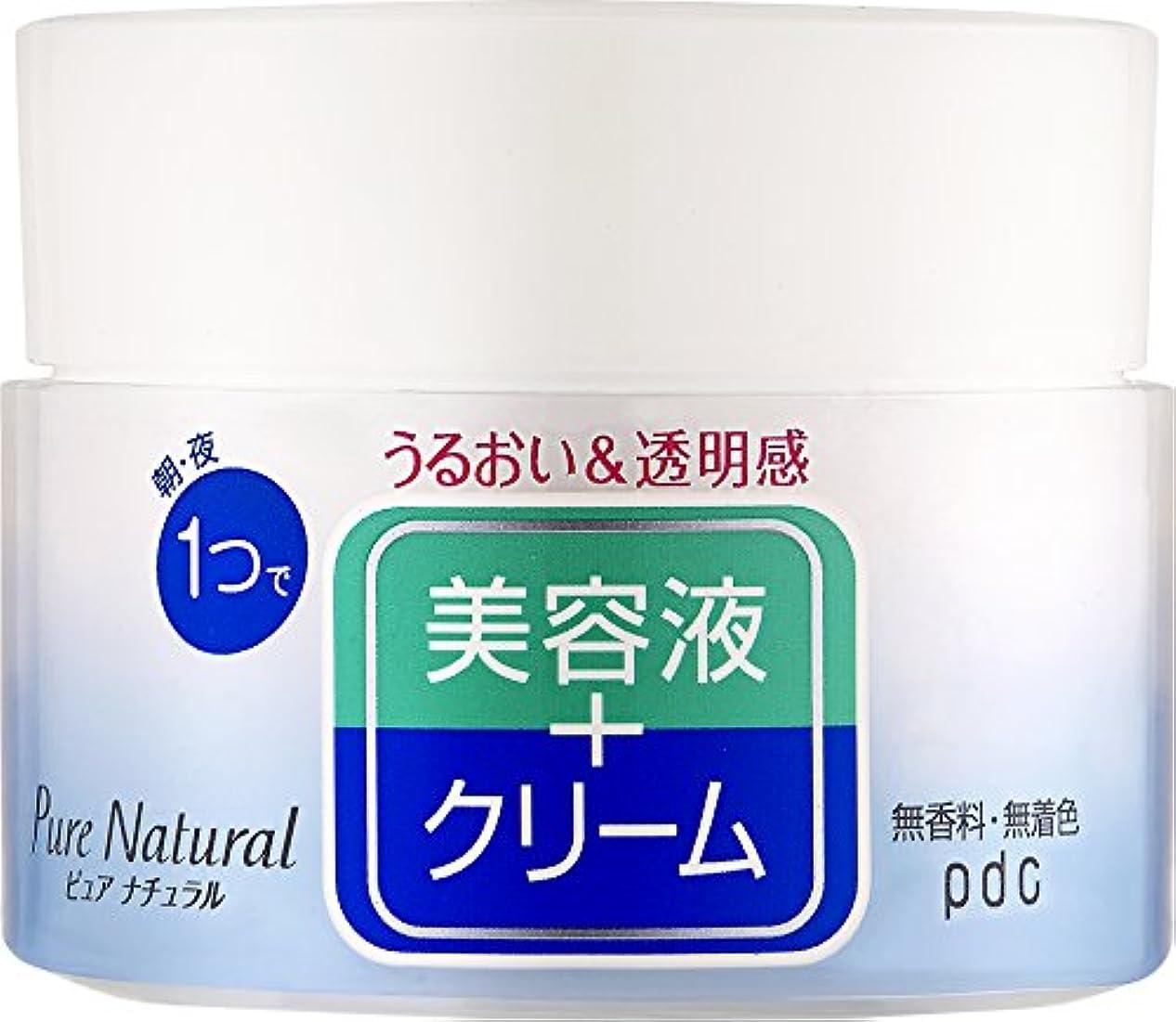 ビタミンタフ口径ピュアナチュラル クリームエッセンス モイスト 100g