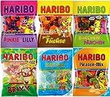 HARIBO新製品(2016?2017)人気食べ比べ6点セット【E】