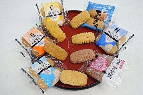 NEW感謝のちんすこう 24個(12袋) 6種類(パイン、プレーン、焼き塩、黒糖、紅いも、ココナッツ)