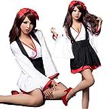(GK-O)巫女 コスプレ【フリーサイズ】花魁 和風 衣装 着物