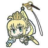 Fate/Grand Order アーチャー : アルトリア・ペンドラゴン つままれストラップ
