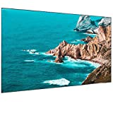 Hzgang Anti-Light Projection Screen for LED Projectors Good for Day Time Foldable and Portable (80inch)