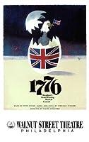 1776(ブロードウェイ) 11x 17ポスター–スタイルB Unframed PDPIJ1070