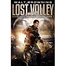 Lost Valley (Extinction Survival Book 1)