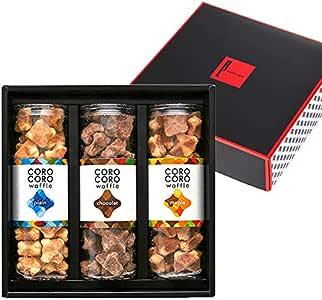 エール・エル コロコロワッフル 3本セット 1箱 (3種 詰め合わせ) クッキー