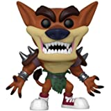 Funko 43344 Crash Bandicoot Tiny Tiger Pop Vinyl Figure, Multicolour