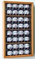 32-baseball Arcylicキューブディスプレイケースキャビネット