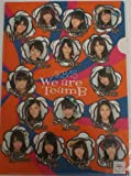 AKB48 リクエストアワー 2012 クリアファイル チームB単品 akb 柏木由紀 渡辺麻友 チームB TeamB RequestHour set List Best100 2012.1.19-22 in TDC Hall ファイル デジタルマーケット