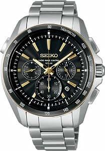 [セイコーウォッチ]SEIKO WATCH 腕時計 BRIGHTZ ブライツ ソーラー電波修正 チタンダイヤシールド サファイアガラス スーパークリア コーティング 日常生活用強化防水 (10気圧) SAGA164 メンズ