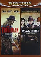 Virginian / Dawn Rider [DVD] [Import]