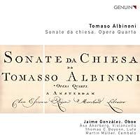 Sonate Da Chiesa Opera Quarta by T. Albinoni (2011-01-25)