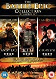 The Battle Epic 3 Disc Collection (The Warlords, The Banquet & Battle of Wits) [DVD] by Jet Li